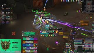 Prime (Blue Team) vs Huntsman Altimor Mythic - Mistweaver Monk