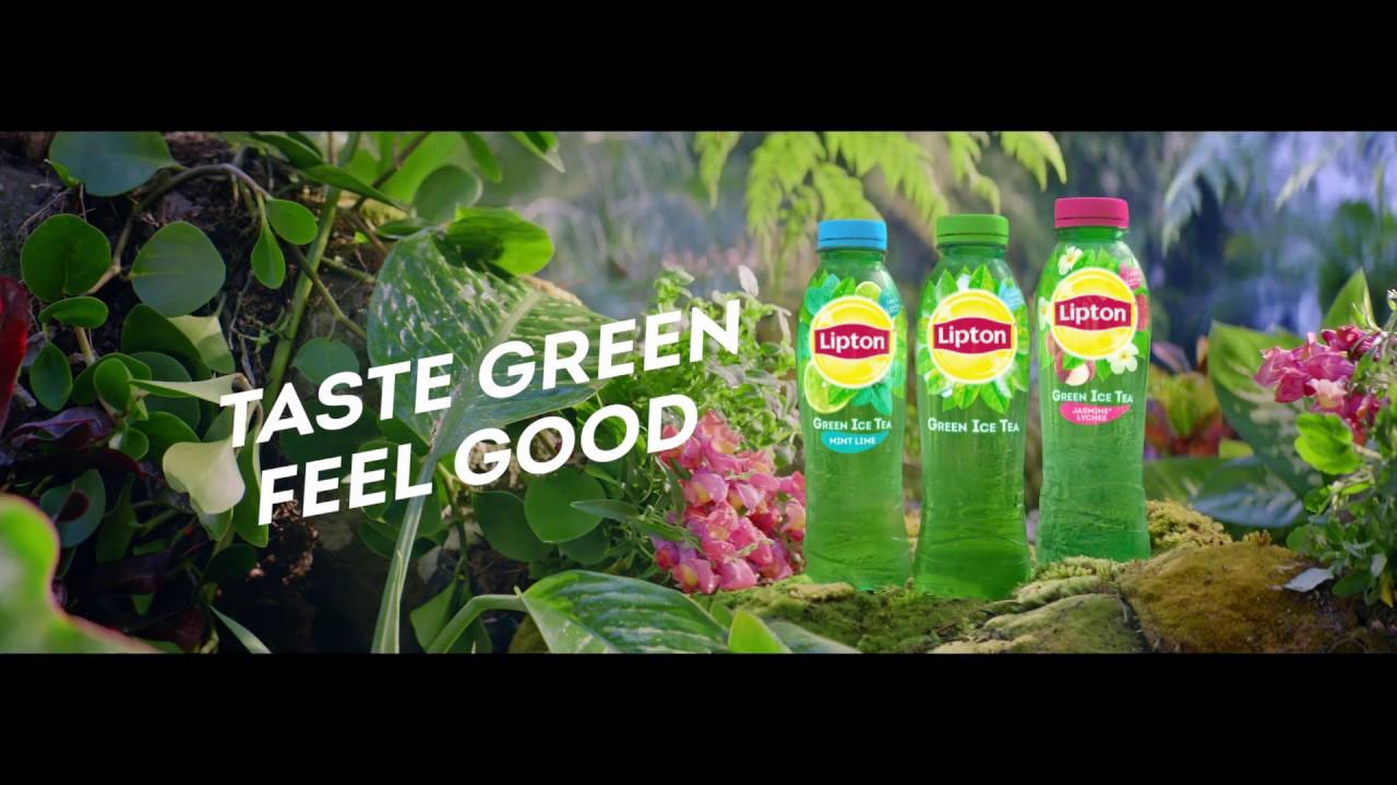 Taste Green Feel Good | Lipton Ice Tea | #tastegreenfeelgood