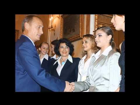 Эксклюзив. Свадьбы. Леры Кудрявцевой, Путина и Кабаевой.