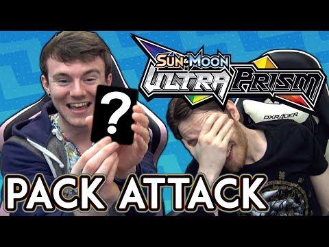 Pack Attack VS GameboyLuke [TCG Roulette Singles Battle]