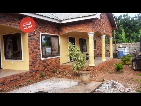 Four Bedroom with Large plot of land for Sale ll Oyarifa-Accra ll Ghc 450,000