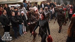 Movie Park Germany - Monster Walk - Halloween Horror Fest 2017