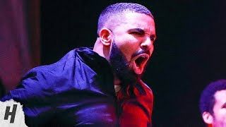 "Drake ""The Dynasty Is Over"" after Raptors Win Championship"