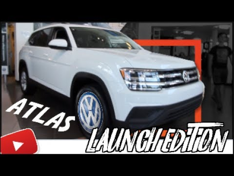 2018 VW ATLAS - Launch Edition | $34K - Is it worth it? Car Vlog Review