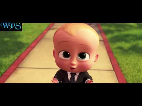 THE BOSS BABY - PERFECT animated movie/boss baby Memorable best scenes/