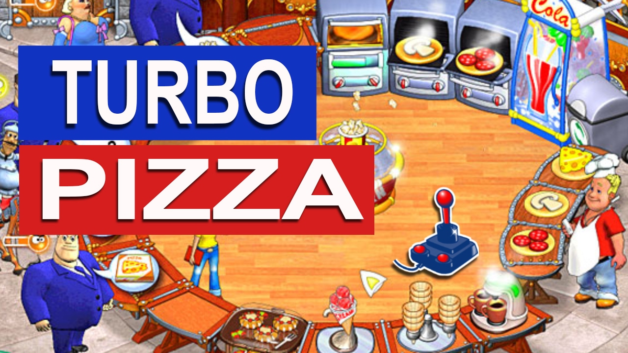 Turbo Pizza iPad iPhone Android Mac & PC Game