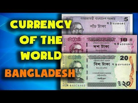 Currency of the world - Bangladesh. Bangladeshi taka. Exchange rates Bangladesh