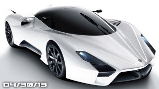 Скачать 1350 HP SSC Tuatara 2014 Stingray Priced Fiat V8 Turbo Diesel VW Green Tech And More