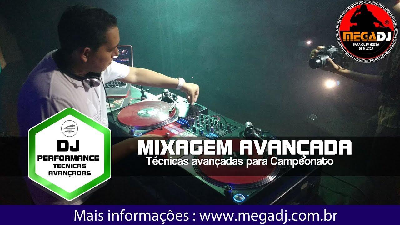 Curso de Mixagens Avançadas com Marquinhos Espinosa - MegaDJ