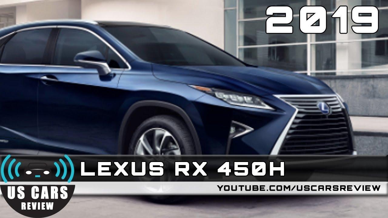 2019 Lexus Rx 450h Review