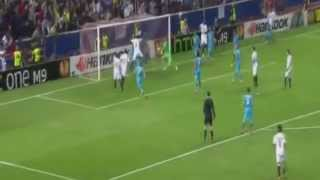 Video Gol Pertandingan Sevilla vs Zenit Petersburg