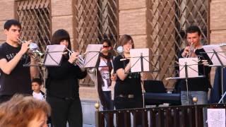 Escuela Conservatorio Fernando Remacha de Tudela en el día del libro 2013