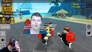 Roblox - 200 zl donate na stream - by Dunkey :3 /Skrasz /True Mom