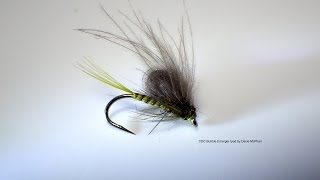 Tying a CDC Bubble Emerger with Davie McPhail