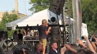 Riot Fest Chicago 2012