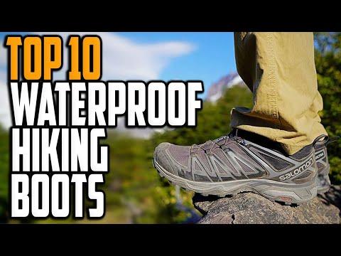 Best Waterproof Hiking Boots 2020 Top 10 Men's Waterproof Hiking Boot Reviews