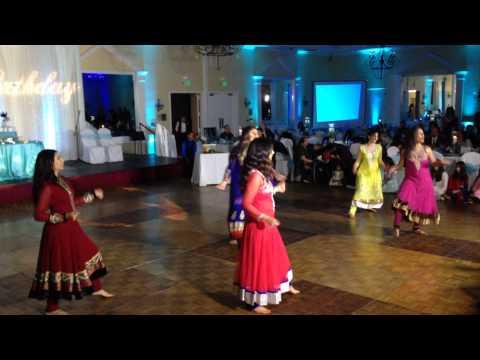 Anjali's Birthday Dance