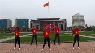 Dân vũ HÃY ĐẾN VỚI CON NGƯỜI VIỆT NAM TÔI - Vũ khúc sân trường tỉnh Bắc Giang, giai đoạn 2017-2022.
