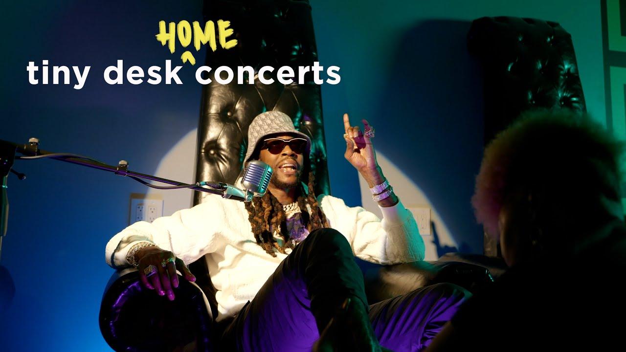 Watch: 2 Chainz: Tiny Desk (Home) Concert