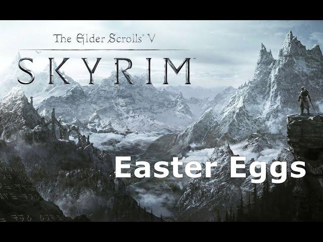 Easter Eggs Dos Games The Elder Scrolls V Skyrim