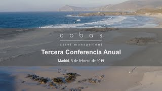 Tercera Conferencia Anual de Inversores - Cobas Asset Management (español)