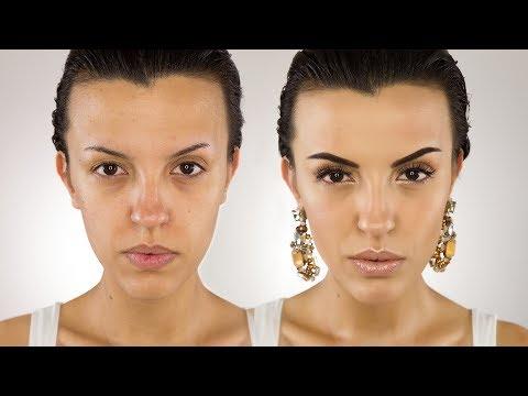 TRUCCO LUMINOSO E FRESCO 💡💦 Sexy Glowy Summer Makeup