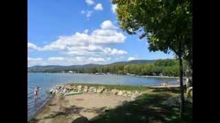 Il Lago di Bolsena ( Vt ) Lazio