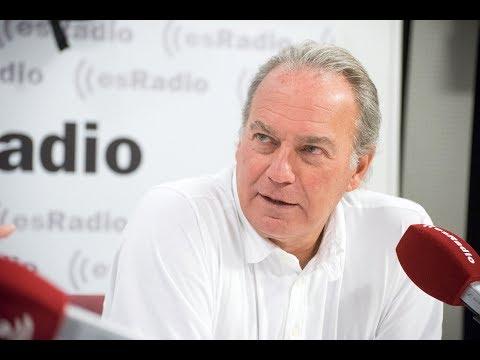 Federico Jiménez Losantos entrevista a Bertín Osborne