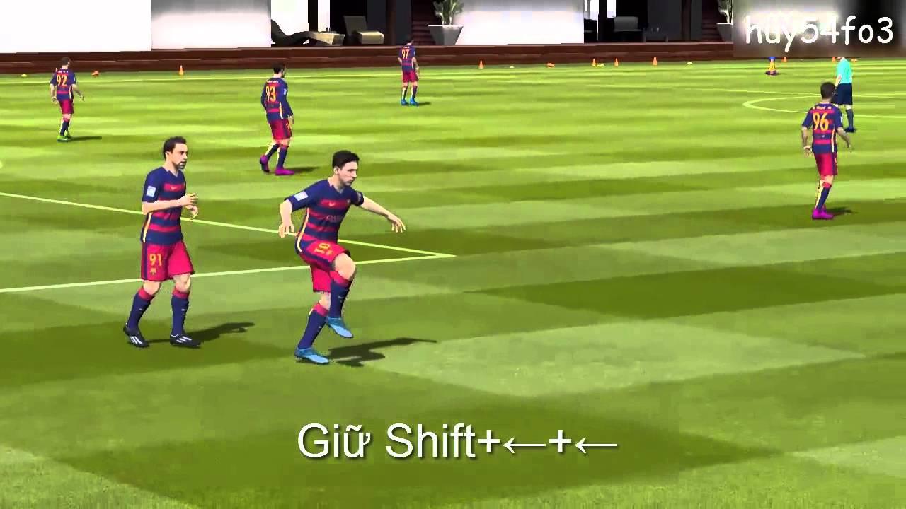 Hướng dẫn thực hiện các kiểu ăn mừng bàn thắng cực kỳ bá đạo FIFA Online 3
