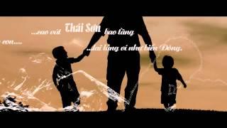 Tình Cha Cho Con - Thế Thông [Thanh Giang]
