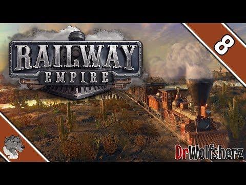 Railway Empire   #8 - Darf ich auch mal was sagen?    Let's Play