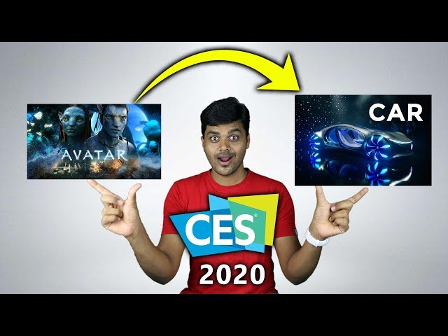Best Tech of CES 2020 - வேற லெவல் புது டெக்னாலஜி
