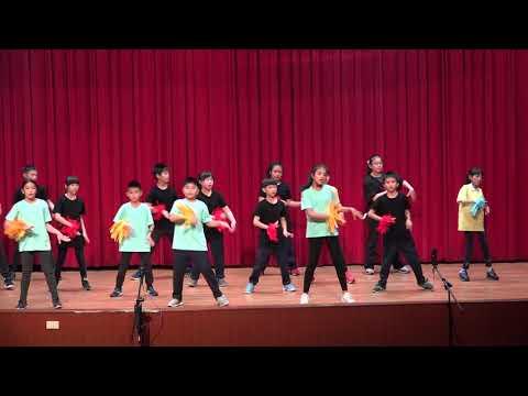 108學年上學期英語歌謠比賽