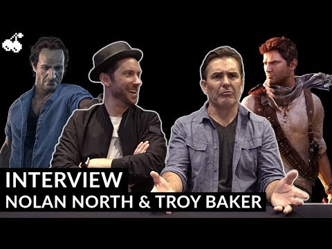 Nolan North and Troy Baker : RETRO REPLAY ORIGINS  GETTING STARTED IN VOICE ACTING