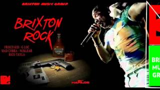 Mad Cobra - Me My Gunz & I (Raw) - Brixton Rock Riddim - July 2014 @MadCobraMuzik @BrixtonMG