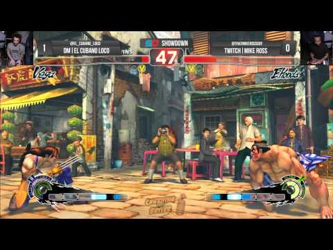 Churning the Butter #36 - Winner Quarterfinals - DM El Cubano Loco vs Twitch Mike Ross