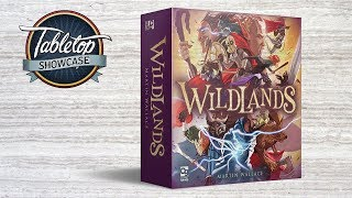 Tabletop Showcase - Wildlands