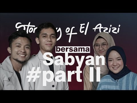 SEA Story Of El Azizi Vlog Eps 2  Perform Bareng Sabyan Gambus