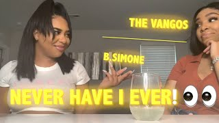 "B SIMONE & LIGHTSKIN KEISHA PLAY ""NEVER HAVE I EVER"" TALKIN SEX AND CRAZY MOMENTS !!!"