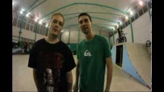 vsenadosku.ru Тренинг: Базовые элементы скейтбординга. Урок 5
