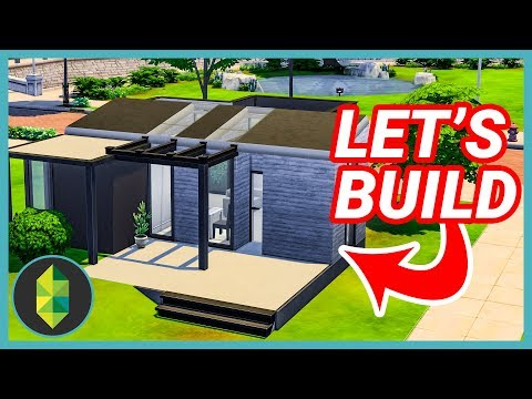Let's Build a Starter Home (Sims 4) thumbnail