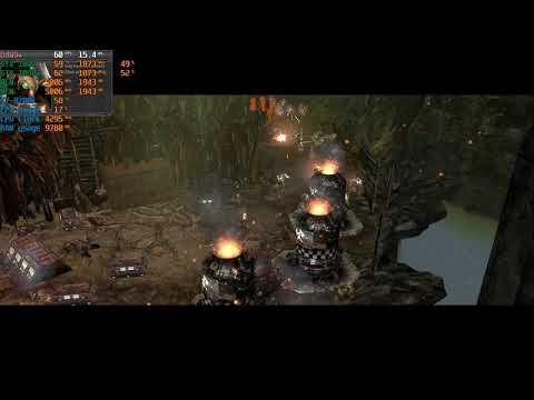Warhammer 40k Dawn of War 2 Expansion Retribution story playthrough 1080p G sync GTX 1080 SLI PC