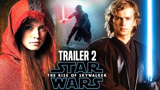 Star Wars The Rise Of Skywalker Trailer 2 HUGE News Revealed! (Star Wars Episode 9)