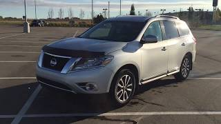 2014 Nissan Pathfinder SL Review