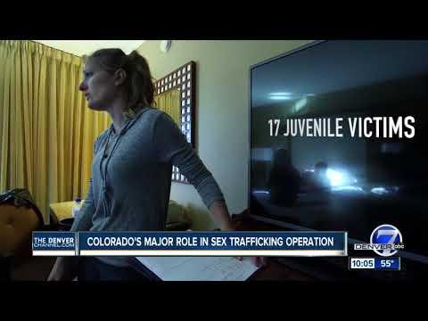 Denver a major target in latest FBI sex trafficking operation
