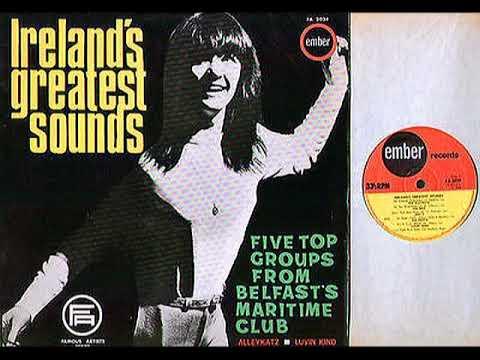 R&B Beat - LUVIN' KIND - Answers Please - EMBER LP FA 2034 - 1966 Maritime Club Ireland Anti Nuke