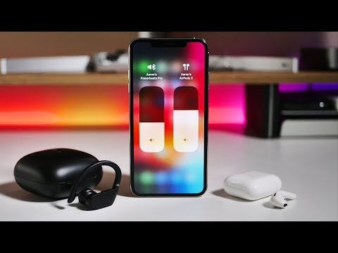 IOS 13 - How To Use Multiple Wireless Headphones With IPhone, IPad Or IPod Touch