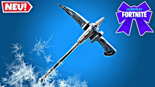 Fortnite: Free pickaxe | 14 Days Fortnite Gifts Day 11