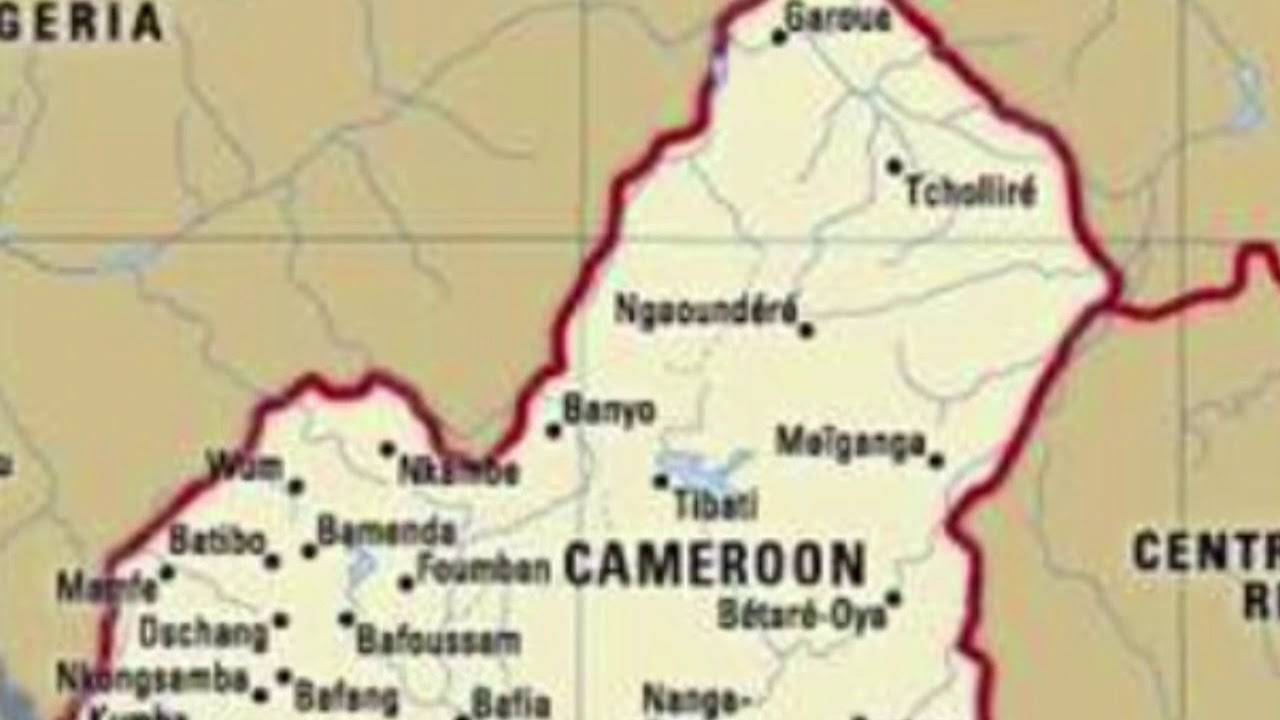 Cameroon Military clashes with English Speaking separatist who claim unfair treatment