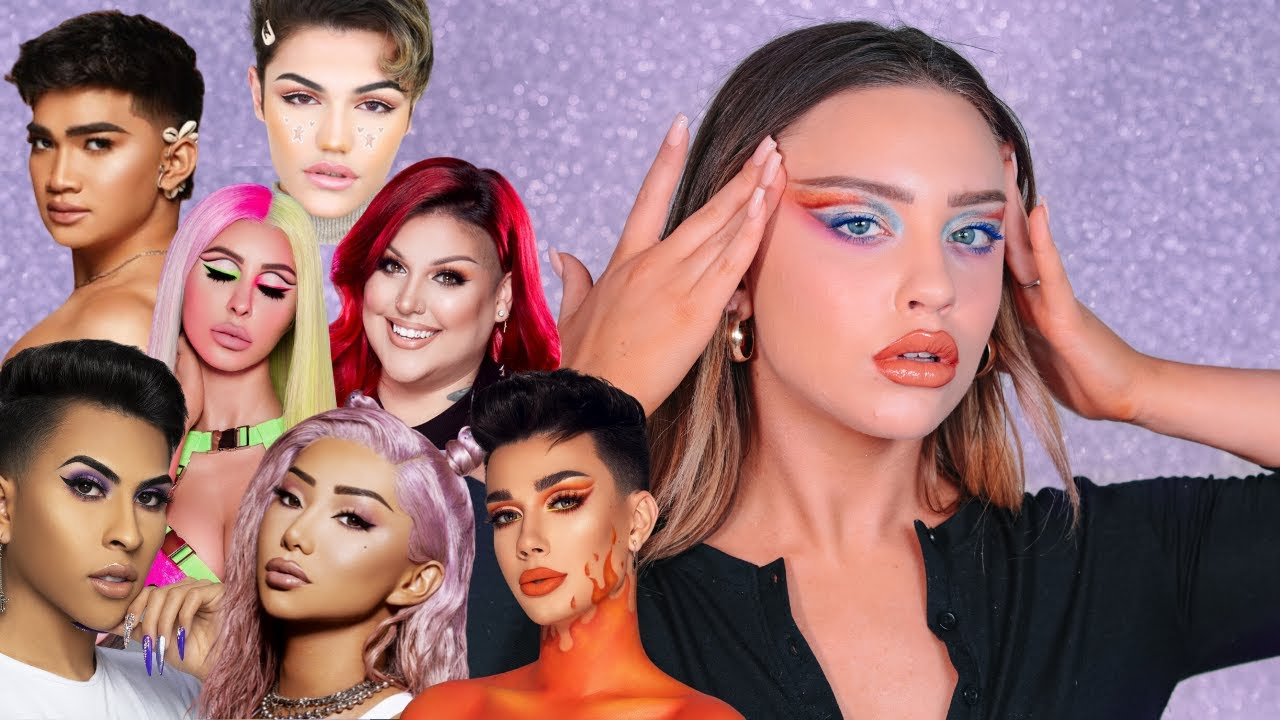 Download BEAUTY GURUS PICK MY MAKEUP + INSTANT INFLUENCER EP. 3 RECAP + BTS   Kailin Chase